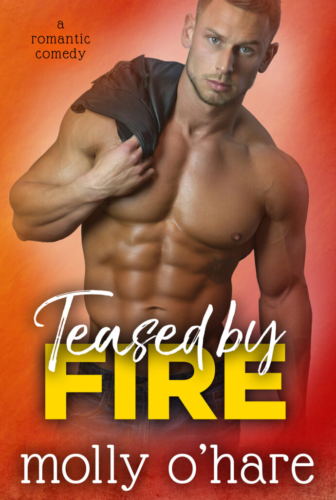 Book Cover: Teased by Fire