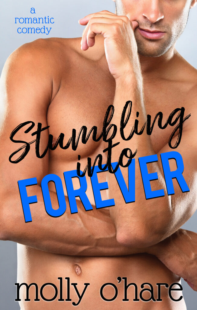 Book Cover: Stumbling into Forever