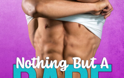Nothing But a Dare Cover Reveal!